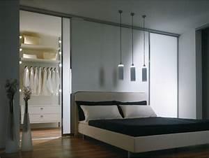 Schlafzimmer Mit Begehbarem Kleiderschrank : begehbarer kleiderschrank im schlafzimmer integrieren ~ Sanjose-hotels-ca.com Haus und Dekorationen