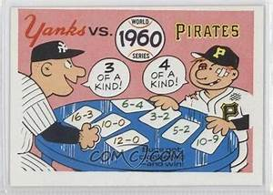 Review Game 7 of the 1960 World Series – Pirates vs