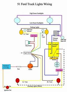 Basic Turn Signal Wiring Diagram  Basic  Free Engine Image For User Manual Download
