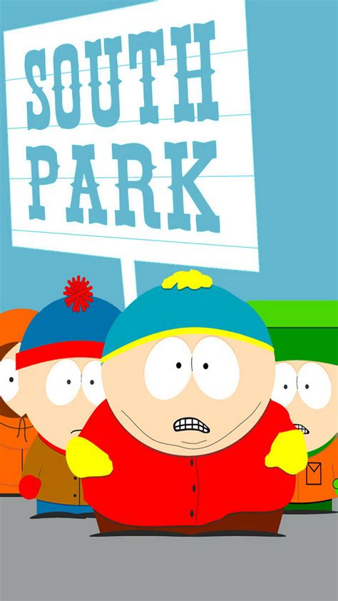 These include the south park characters you've come to know and love as well. South Park Phone Wallpaper - WallpaperSafari