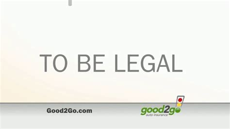 That company is good2go car insurance. Good 2 Go Auto Insurance TV Commercial, 'Duct Tape' - iSpot.tv