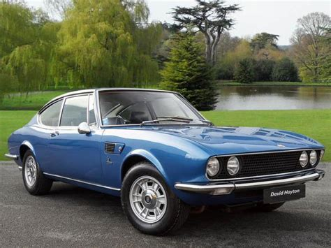 fiat dino coupe  spotted pistonheads