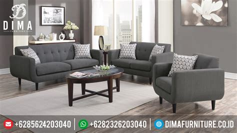 ruang tamu simple tanpa sofa kursi tamu jepara terbaru set sofa tamu minimalis murah