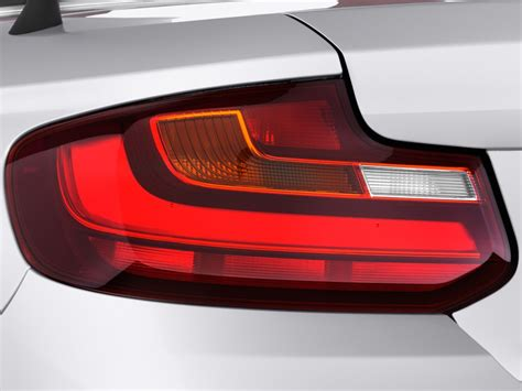 2017 Bmw 2-series 230i Convertible Tail Light, Size