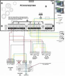 Dsc Pc 1616 -- Wiring Advice