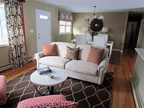 Beautiful Small Living Room Dining Room Combo Decorating