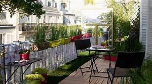 comment amenager balcon With comment amenager un jardin tout en longueur 7 comment amenager un balcon etroit