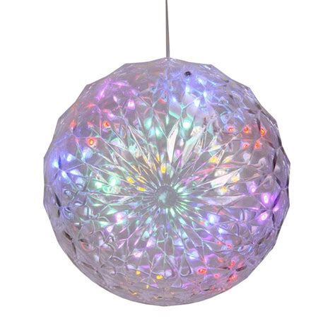 outdoor lighted tree ornaments 30 led lights lighted pre lit hanging ornament ball