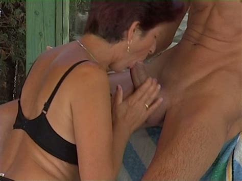 Short Haired Ugly Old Slut Rebecca Rides And Sucks A Dick