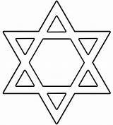 Star David Coloring Pages Hanukkah Printable Clipart Clip Pattern Dreidel Stars Magen Symbols Symbol Happy Clipartmag Pesach Shabbat Library Bigactivities sketch template