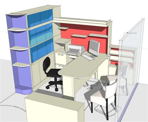 bureau de cr饌tion r 233 alisations design cr 233 ation mobilier plan de maison