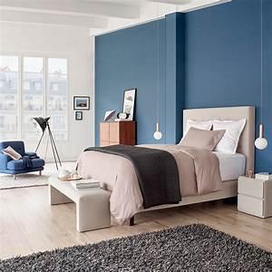 Habitat bedding une chambre personnalisable de a a z for Amenagement chambre ado avec matelas marque latex