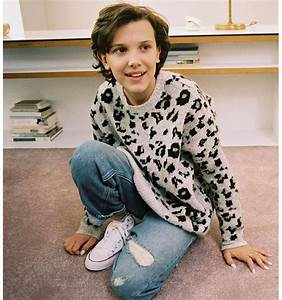 Why Millie Bobby Brown is your new style icon Vogue Paris