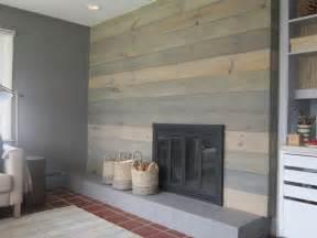 faux wood walls design megillah faux barnwood wall on design sponge