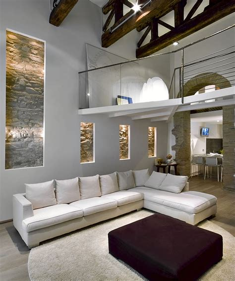 15 Inspirations of High Ceiling Wall Accents