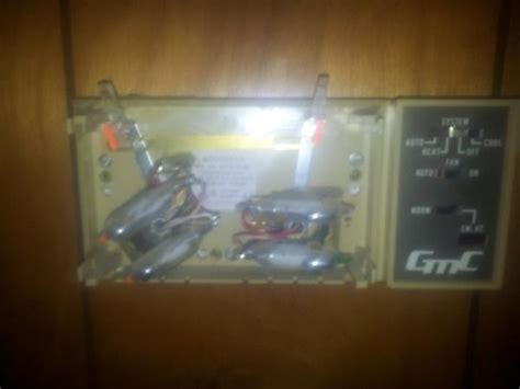 goodman hpta18 60 thermostat replacement doityourself community forums