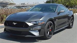 Ford Mustang 2019 GT Premium, 5.0 V8 GCC, 0km w/ 3Yrs or 100K km WTY + 60K km Service at Al ...