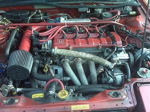 1988 Honda Prelude Engine  1988  Free Engine Image For