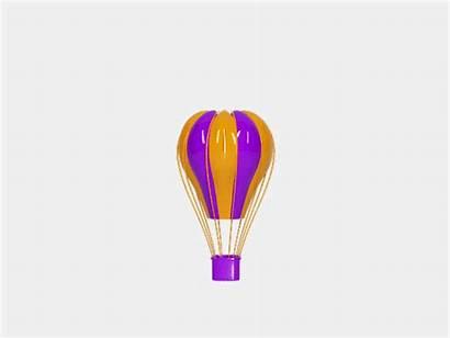 Balloon Animation Visual Key Air Loan Consumer