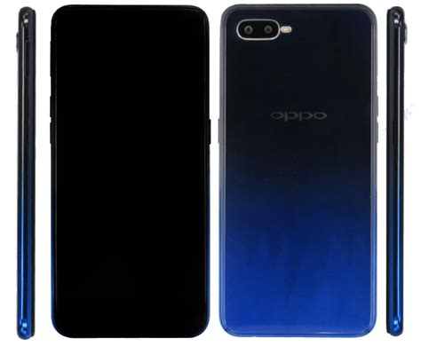 Oppo F9 And F9 Pro With Notch Display, Dual Rear Cameras