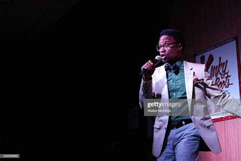 Billy Porter Attending The Newly Released Broadway Cast