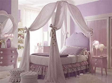 Canopy Beds For Girls Kids Furniture Ideas