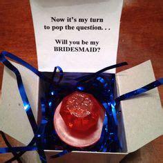 bridesmaids proposal  pinterest bridesmaid proposal