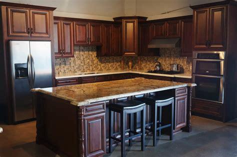 american walnut rta cabinets cabinet city kitchen and bath