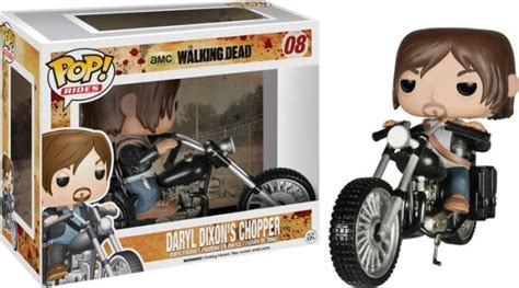 Walking Dead's Daryl Dixon With Chopper On Sale At Barnes