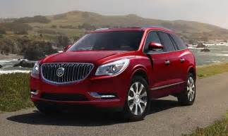 2018 Buick Enclave Release Date