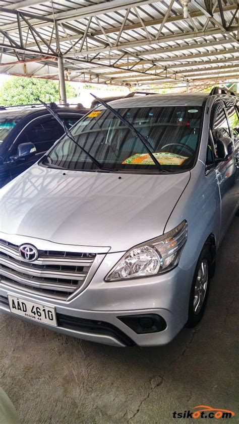 toyota innova 2014 car for sale metro manila