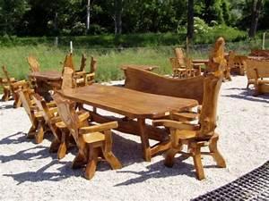 Kalkfarbe Für Holzmöbel : rustikale holzm bel f r garten terrasse graz ~ Markanthonyermac.com Haus und Dekorationen