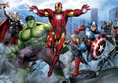 2560x1800 Marvel's Avengers Assemble Comic 2560x1800 ...