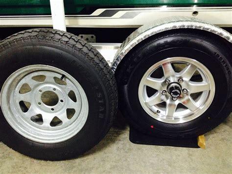 Boat R Wheels by Aluminum Sendel Series T02 Machined Trailer Wheel 14 Quot X