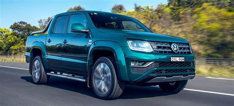 volkswagen amarok ultimate  review