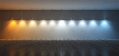 Different Color Lights by Egret Consulting