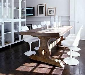 Earthy Chic: Rustic Dining Room Tables - Megan Morris