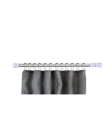 barre extensible rideau barre droite extensible pour rideaux de 110cm wadiga