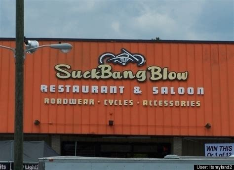 Funniest And Most Inappropriate Shop Names Of All Time