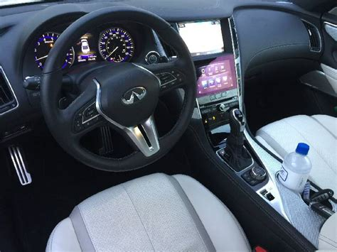 Q60 Interior by Spin Infiniti Q60 Sport 400 A Tire Spinning
