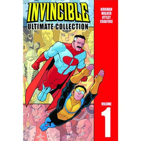 Invincible Ultimate Hardcover Volume 1  Invincible Issues