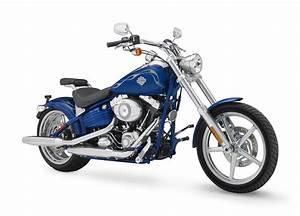 Harley Davidson Rocker C - 2007  2008