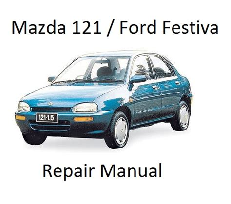 car service manuals pdf 1988 ford exp security system ford festiva 1988 1997 repair manual