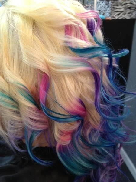1568 Best Colorful Hair Images On Pinterest Colourful