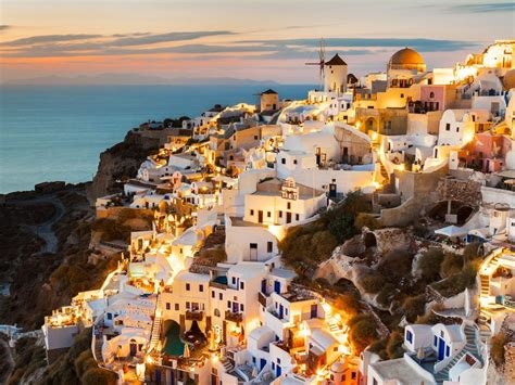 Ask Wendy What Should I Do In Santorini Greece Condé