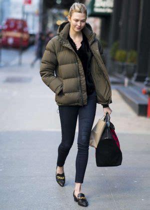 Karlie Kloss Visit Friend New York Gotceleb