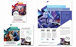 Film Festival Brochure Template Music Arts Marketing Brochures Flyers Posters