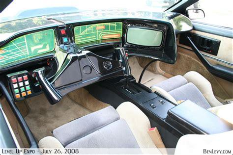 Knight Rider Car Interior