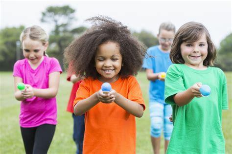 fun indoor  outdoor relay races  kids