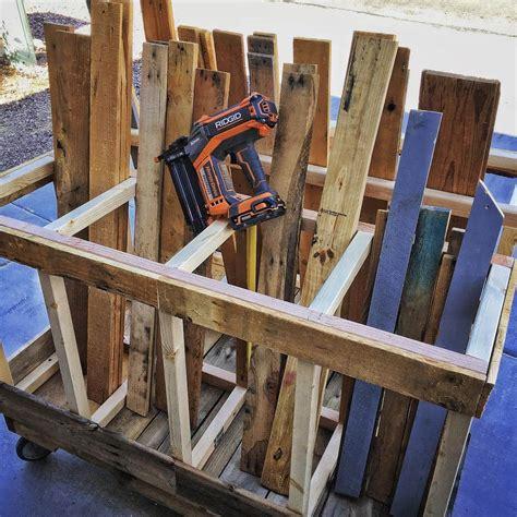 wooden pallet diy project ideas   beginners pallet